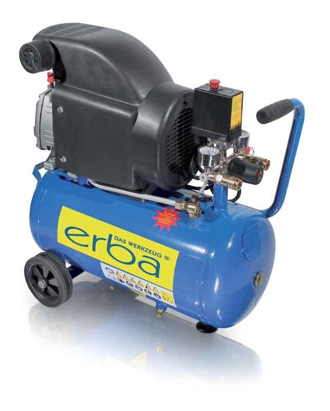 ERBA AIR Erbastar kompresor 24l